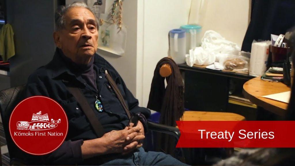 K'ómoks First Nation Treaty Video