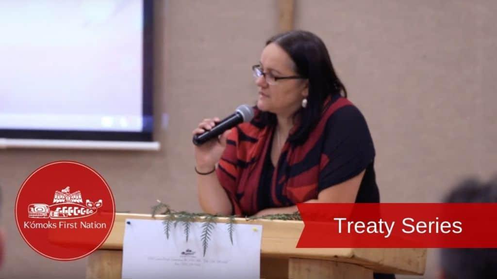 Municipal Highlight | Treaty Series | K'ómoks First Nation